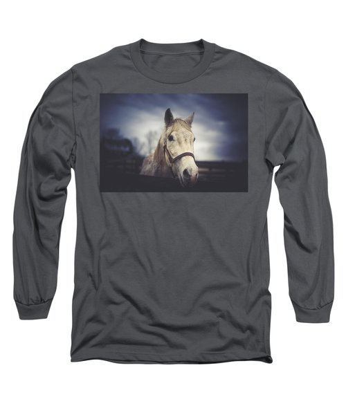Long Sleeve T-Shirt featuring the photograph Alphabet Soup by Shane Holsclaw
