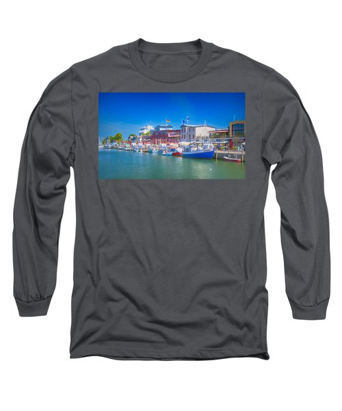 Alter Strom Canal Long Sleeve T-Shirt
