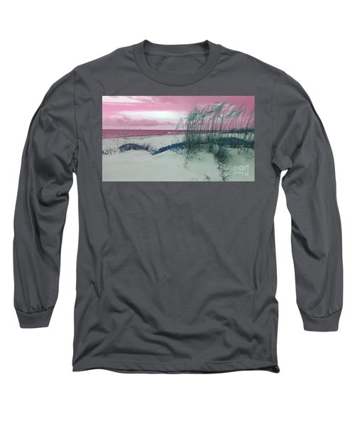 Alternate Beachscape  Long Sleeve T-Shirt