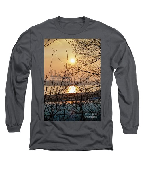 Altonaer Balkon Sunset Long Sleeve T-Shirt