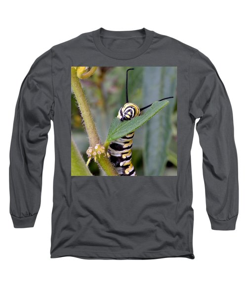 Always Eat Your Greens Long Sleeve T-Shirt