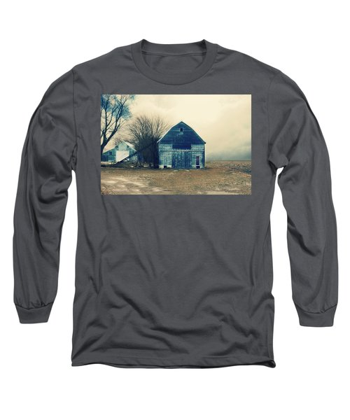 Always Work To Do Long Sleeve T-Shirt by Julie Hamilton