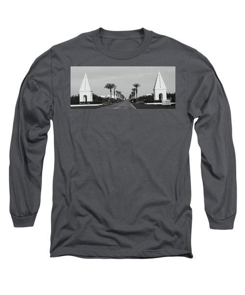 Alys Beach Entrance Long Sleeve T-Shirt