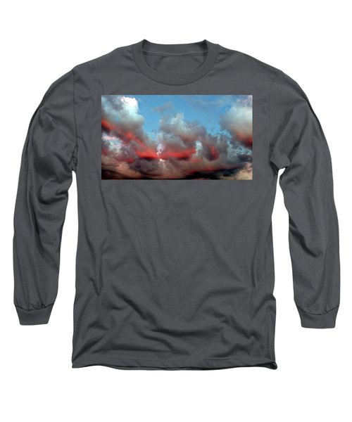 Imaginary Real Clouds  Long Sleeve T-Shirt