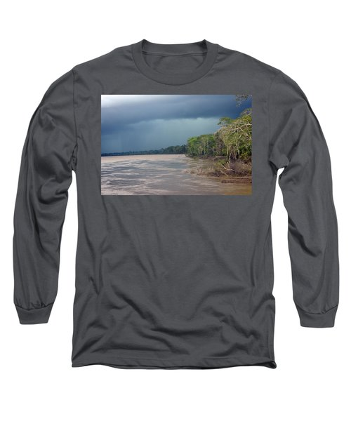Amazonian Storm Study Number One Long Sleeve T-Shirt