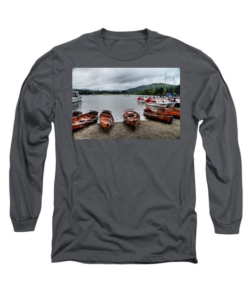 Ambleside Boats Long Sleeve T-Shirt
