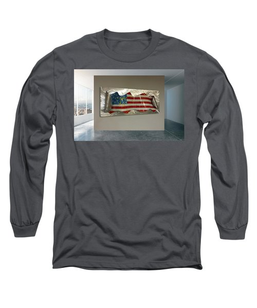 America Wave Edition X Long Sleeve T-Shirt