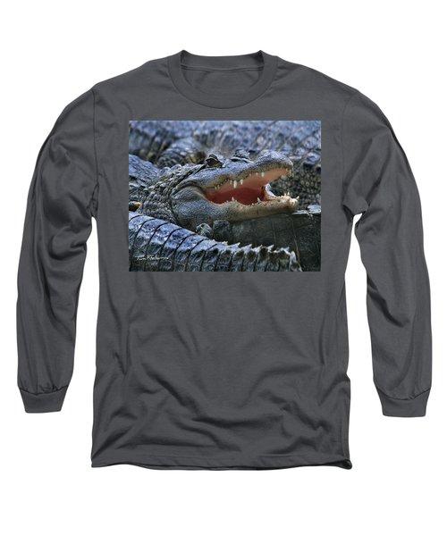American Alligators Long Sleeve T-Shirt