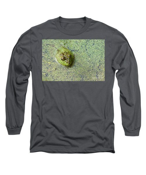 American Bullfrog Long Sleeve T-Shirt