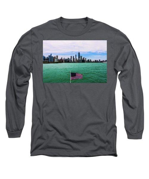 American Chi 2 Long Sleeve T-Shirt
