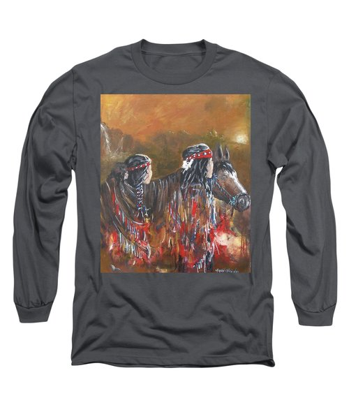 American Indians Family Long Sleeve T-Shirt