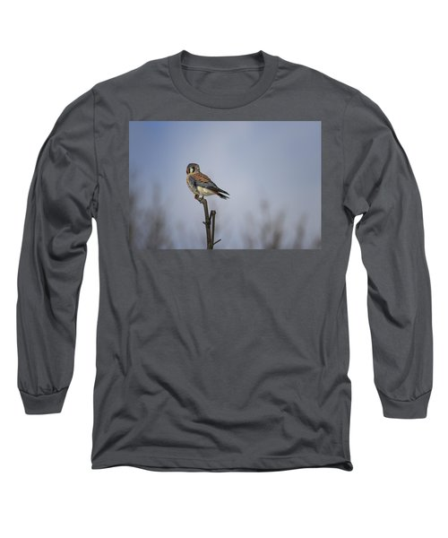 American Kestrel Long Sleeve T-Shirt