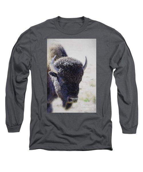American Life  Long Sleeve T-Shirt