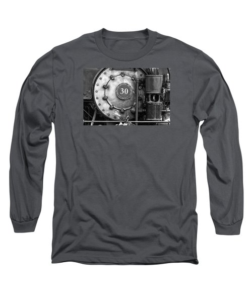 American Locomotive Company #30 Long Sleeve T-Shirt