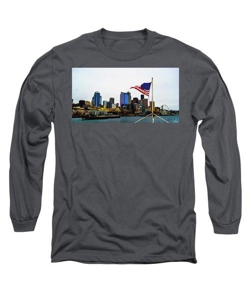 American Seattle Ic Long Sleeve T-Shirt