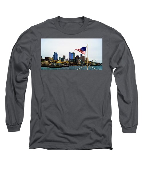 American Seattle Ic Long Sleeve T-Shirt