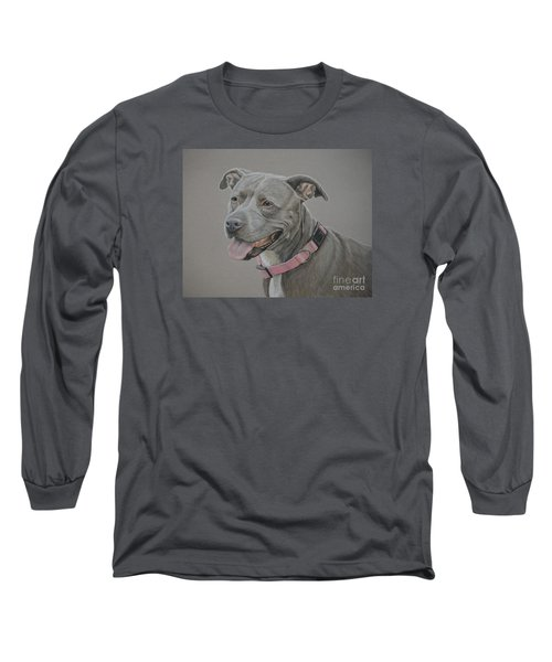 American Staffordshire Terrier Long Sleeve T-Shirt