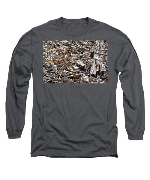 American Woodcock, Migratory Bird Long Sleeve T-Shirt