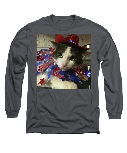 Americana Jake Long Sleeve T-Shirt