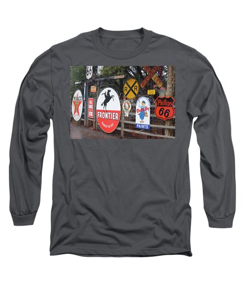 Americana Rt.66 Long Sleeve T-Shirt