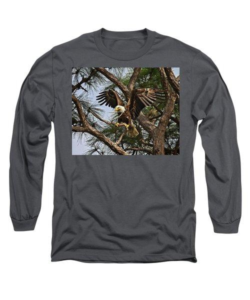America's Bird Long Sleeve T-Shirt