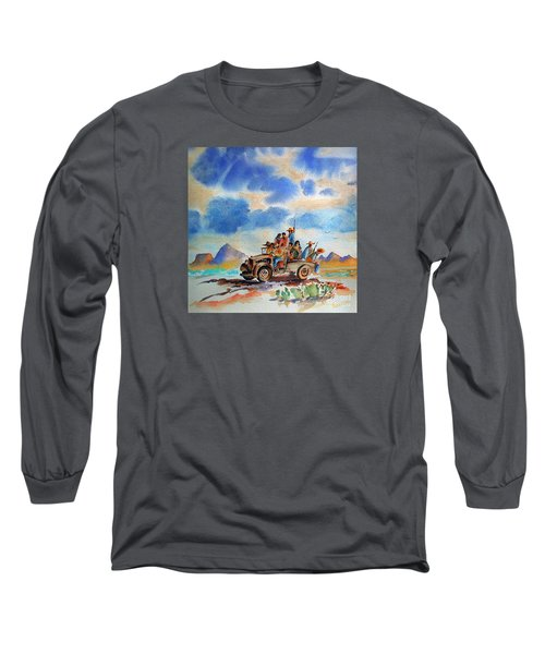 America's New Breed Long Sleeve T-Shirt