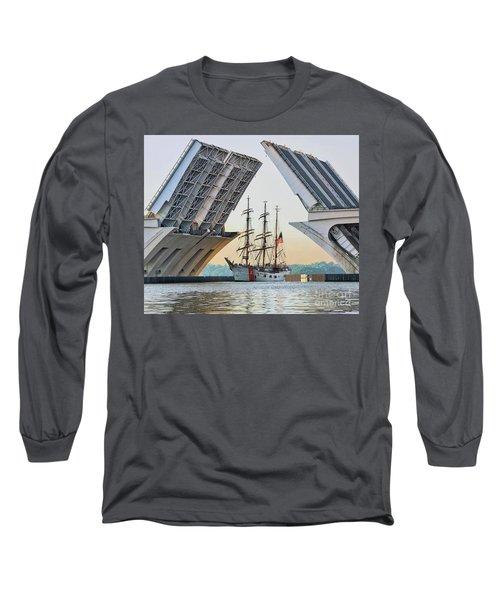 America's Tall Ship Long Sleeve T-Shirt