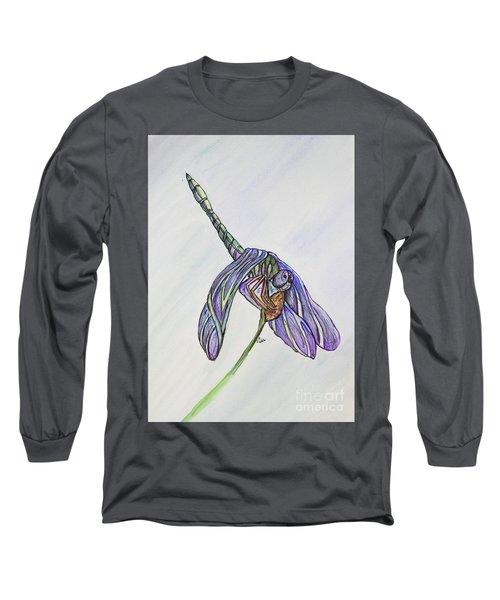 Amethyst Long Sleeve T-Shirt