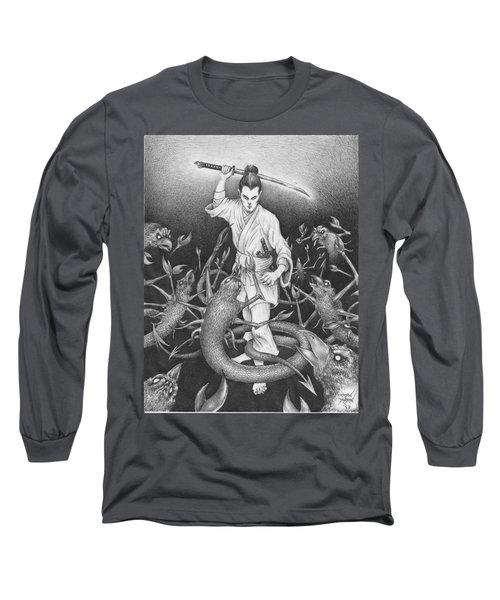 Amikiri Long Sleeve T-Shirt