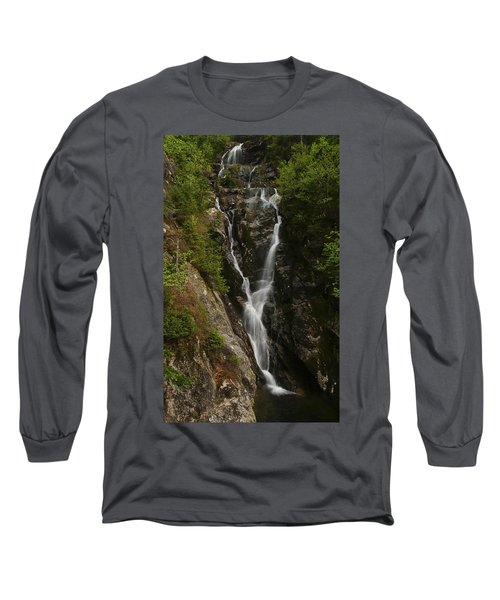Ammonoosuc Ravine Falls Long Sleeve T-Shirt