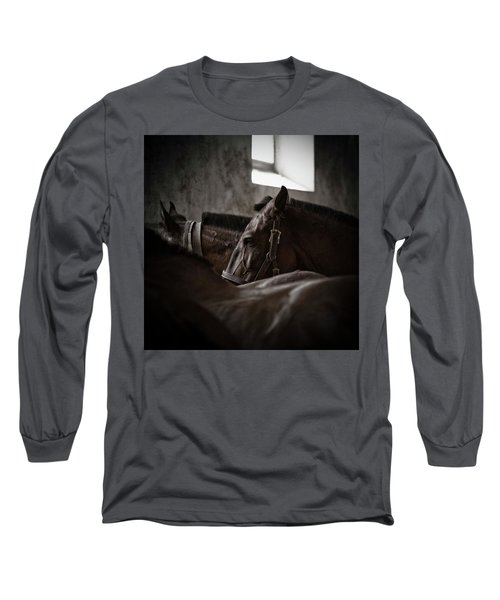 Among Others Long Sleeve T-Shirt by Edgar Laureano