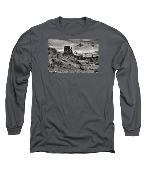 Long Sleeve T-Shirt featuring the digital art Among The Mittens by William Fields