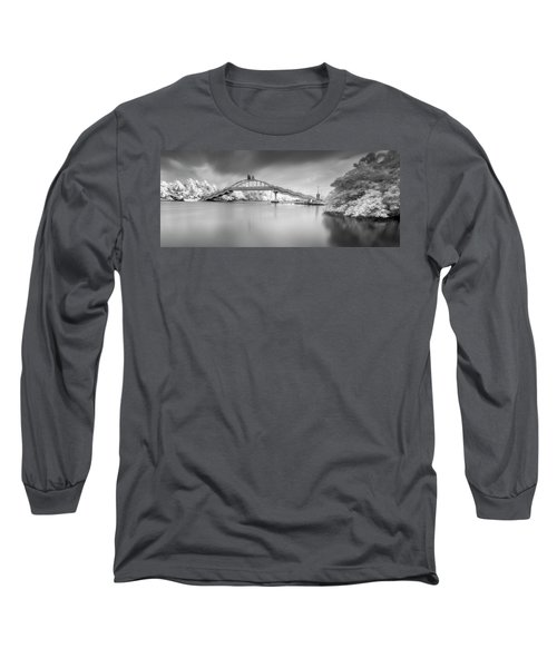 Amritasetu Long Sleeve T-Shirt by Sonny Marcyan