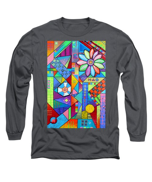 An All Seeing Eye Long Sleeve T-Shirt