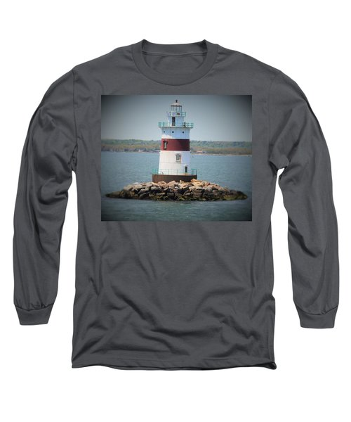 Lights Out Long Sleeve T-Shirt