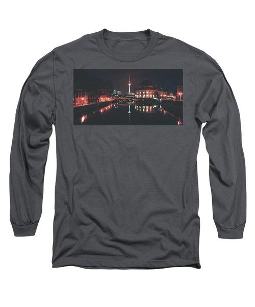 An Evening In Berlin Long Sleeve T-Shirt