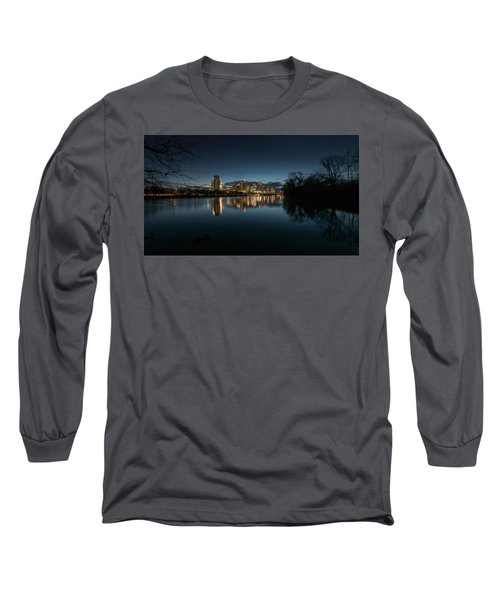 An Hour Before Sunrise Long Sleeve T-Shirt