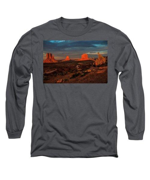 An Incredible Evening Long Sleeve T-Shirt