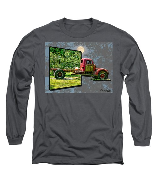An Old Relic Long Sleeve T-Shirt by EricaMaxine  Price