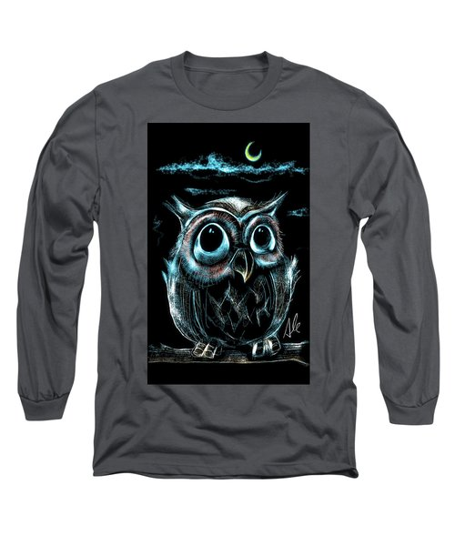 An Owl Friend Long Sleeve T-Shirt