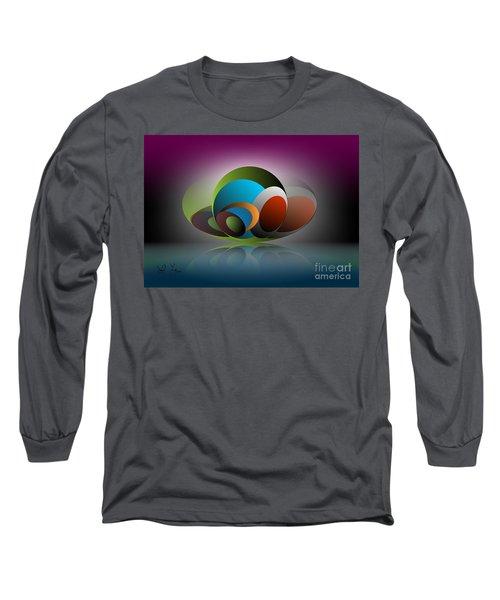 Analogy Long Sleeve T-Shirt by Leo Symon