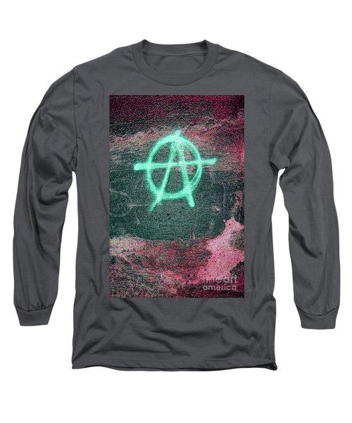 Anarchy In Tallinn Long Sleeve T-Shirt