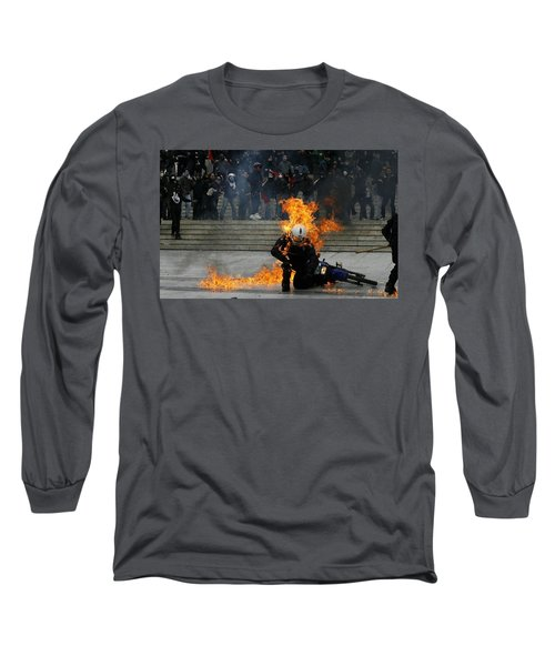 Anarchy Long Sleeve T-Shirt