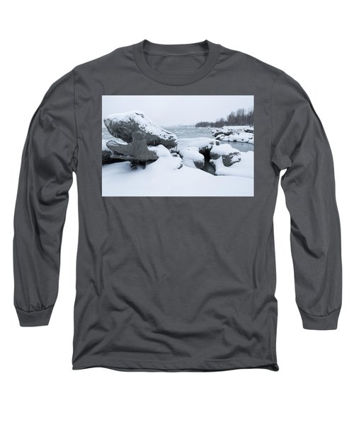 Anchorage Bergs Long Sleeve T-Shirt