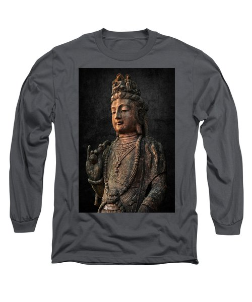 Long Sleeve T-Shirt featuring the photograph Ancient Peace by Daniel Hagerman