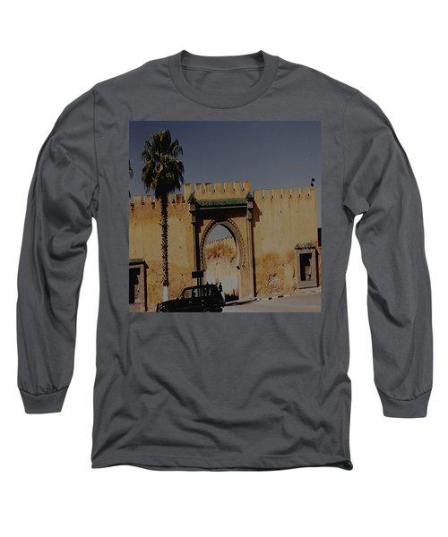 Ancient Spirit Long Sleeve T-Shirt