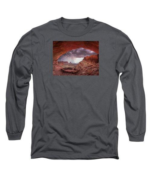 Ancient Storm 2 Long Sleeve T-Shirt