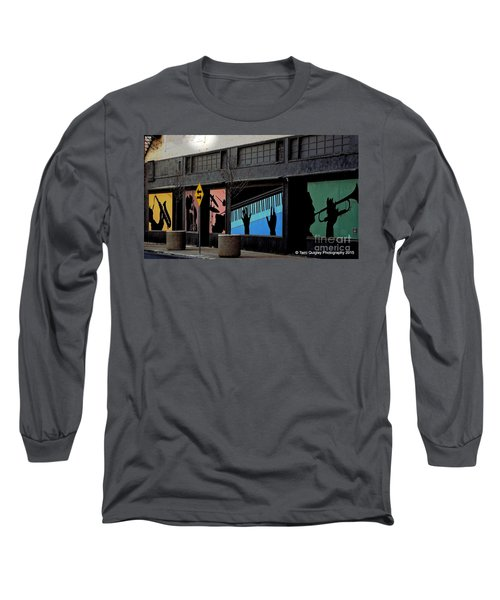 And All That Jazz Long Sleeve T-Shirt