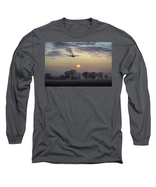 And Finally Long Sleeve T-Shirt