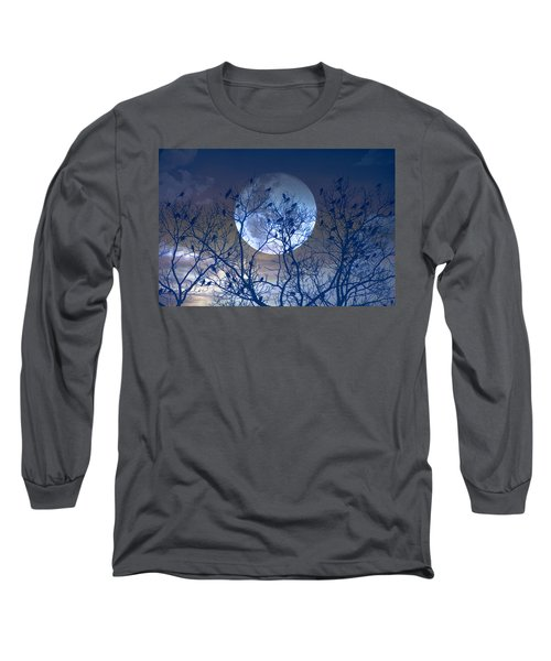 And Now Its Time To Say Goodnight Long Sleeve T-Shirt